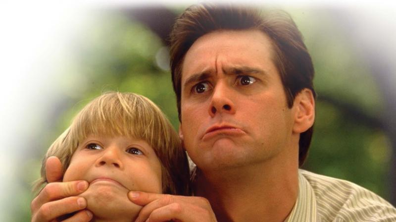 In the 1997 film Liar Liar, Jim Carrey plays a habitual liar who, after his son makes  a birthday wish, becomes unable to lie