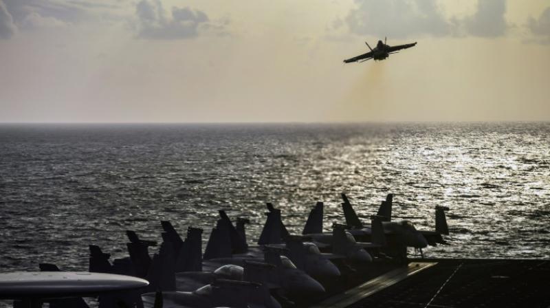 United States denies deadly strike on Syria army base