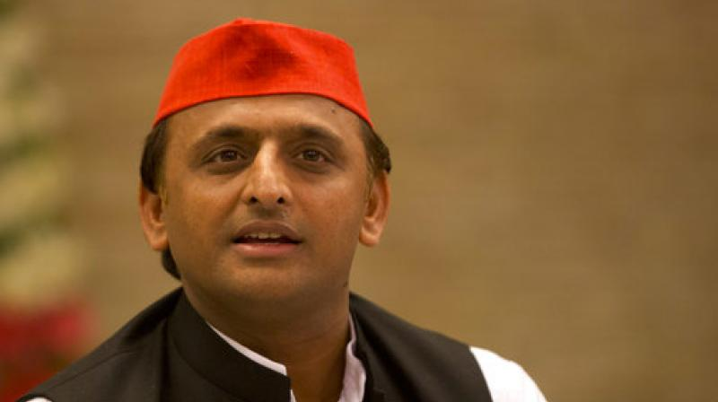Image result for akhilesh yadav pti
