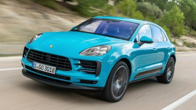 The 2019 Porsche Macan has been launched in India in two variants - Macan and Macan S.