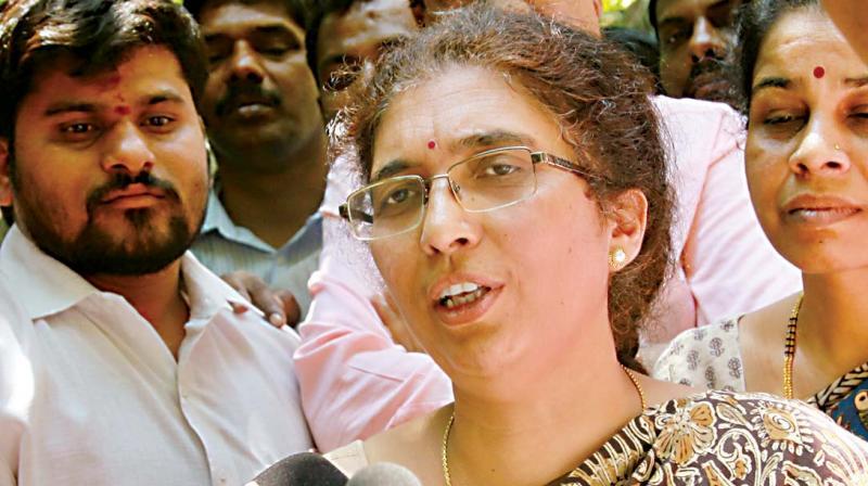 Tejaswini Ananth Kumar