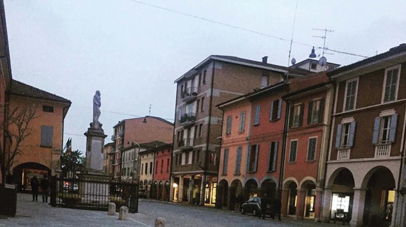 Corso Maitri, Centre, Castelfranco Emilia