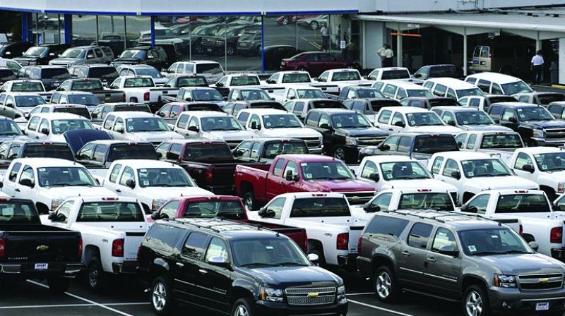 According to the Federation of Automobile Dealers Associations or FADA also said passenger vehicle retail sales in July 2019 fell by 11 per cent.