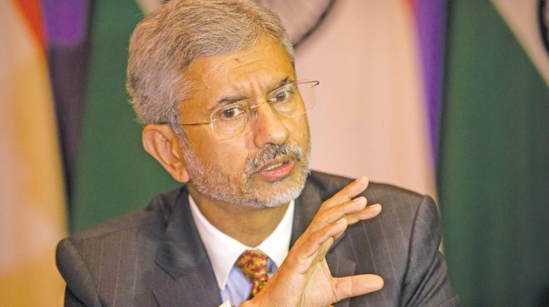 Jaishankar was India's longest-serving ambassador to China, with a four-and-a-half year term from June 2009 to December 2013. He was India's foreign secretary from 2015-2018. (Photo: File)
