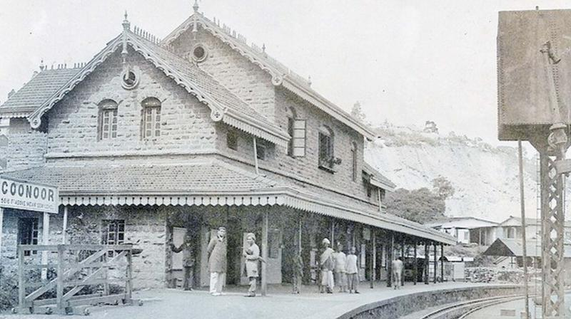 Coonoor RS in early 1900s