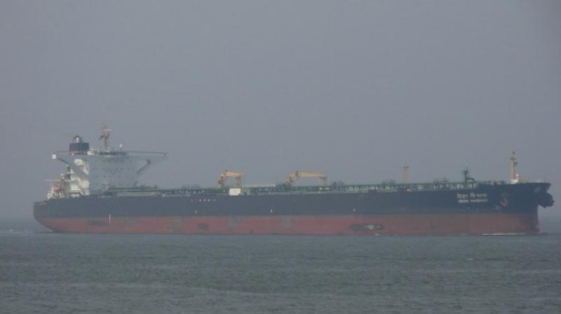 The Shipping Corporation of India says the explosion struck the MT Desh Vaibhav on Tuesday in the Gulf of Oman while it was en route to Fujairah on the eastern coast of the United Arab Emirates.(Representational Image)