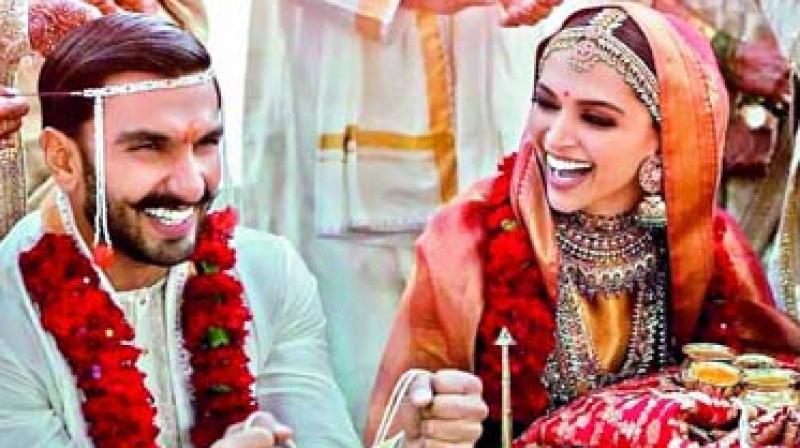 Bollywood superstar Deepika Padukone wed Ranveer Singh