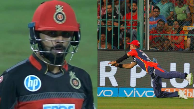 Kohli win toss, opt to bowl first again against Delhi Daredevils