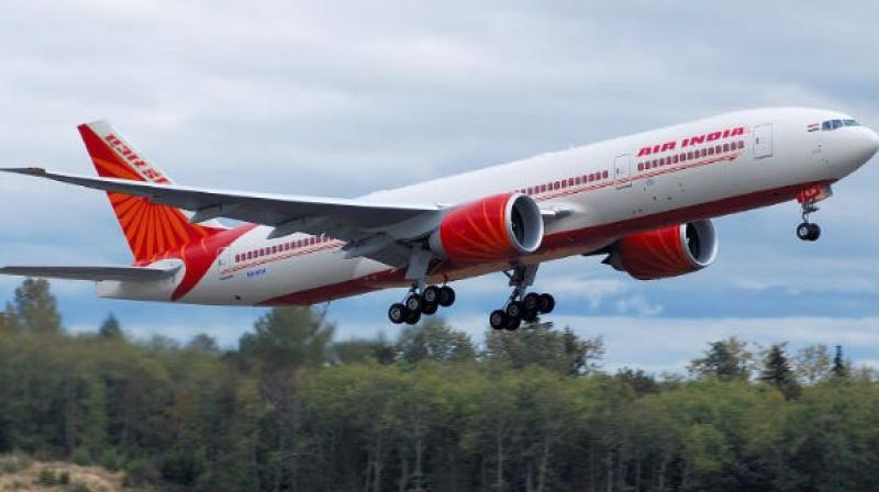 Air India flight hits severe turbulence; 3 hurt, window panel falls off