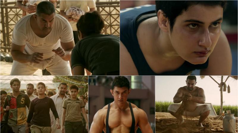 Stills from the film's trailer.