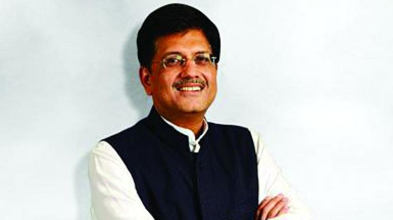 Commerce and Industry Minister Piyush Goyal said in a written reply to the Rajya Sabha that a draft national e-commerce policy has been drafted and placed in public domain.