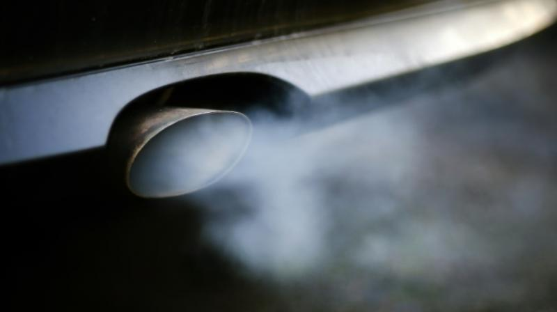 Researchers studied the impact of fuel emissions from diesel and non-diesel vehicles, as well as agricultural and construction machinery and their impact on our health. (Photo: AFP)