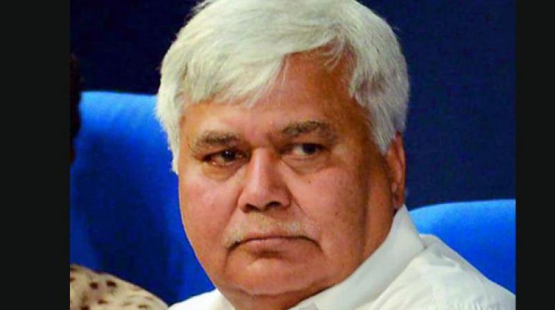 Trai chairman R.S. Sharma