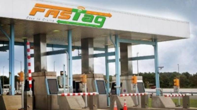 Commuters will be allowed to travel free through a toll plaza on National Highways if the vehicle has a valid FASTag with sufficient balance.