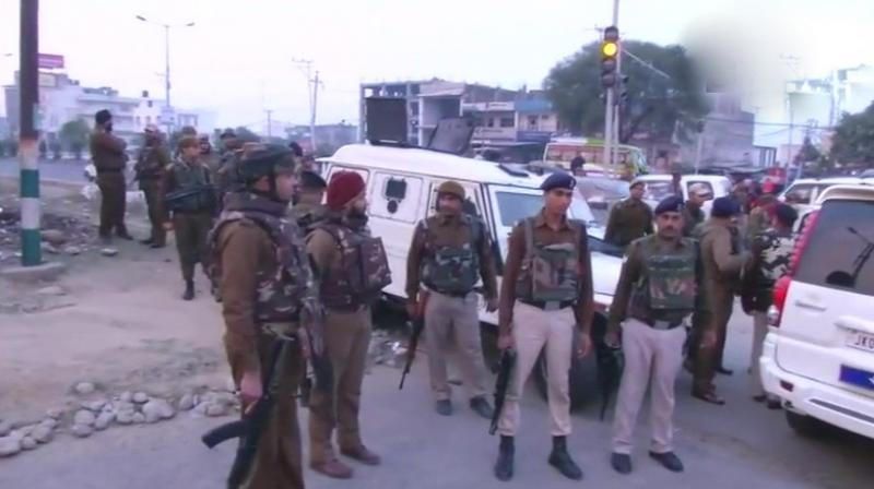 JeM terrorists attack Jammu's Sunjwan Army camp, kill soldier, injure civilian