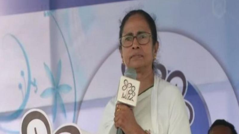 Mayawati assertied that the West Bengal government had enough money to build it. (Photo: ANI twitter)