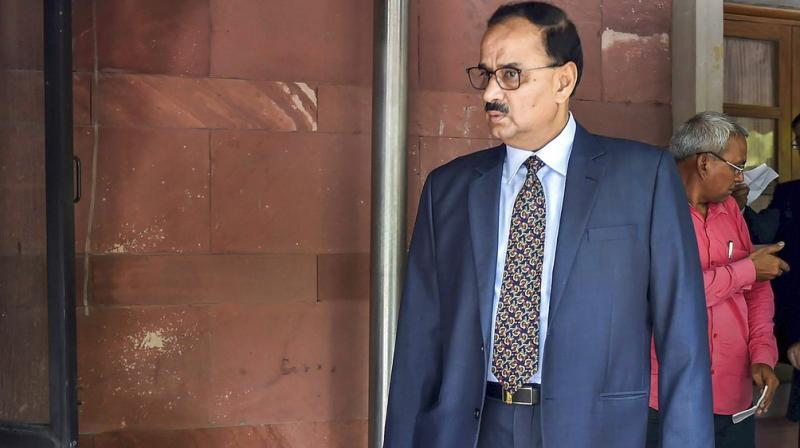 Alok Verma has challenged the government order on the grounds that a 1998 verdict by the Supreme Court stipulated that the CBI Director should have a fixed minimum tenure of two years. (Photo: PTI)