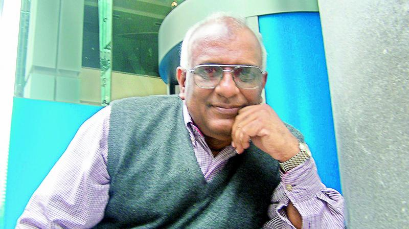 The 67-year-old environmental engineer, professor and activist, Sagar Dhara is working Tirelessly to educate society about the perils of environmental degradation.