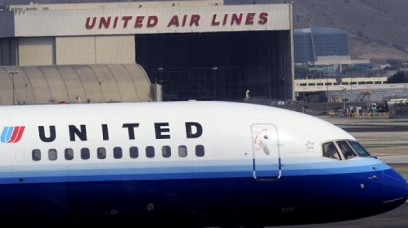 united airlines slept analysis