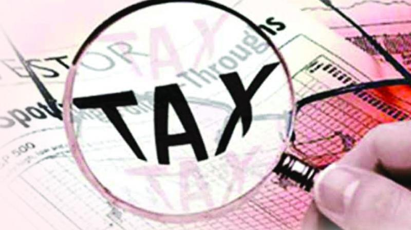 The Government had budgeted to collect Rs 11.50 lakh crore from direct taxes and Rs 7.43 lakh crore from GST in 2018-19.