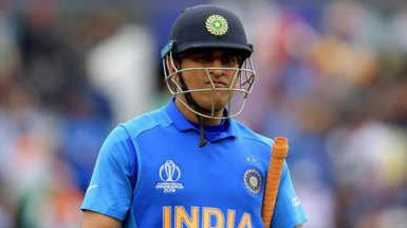 The rumours got so much widely spread that even the media started talking about him joining the Bharatiya Janata Party (BJP). Recently, Dhoni's manager provided a huge hint, signalling that Dhoni might consider joining the Indian Army after his retirement and that he wants to be an active member of the forces. (Photo:AFP)