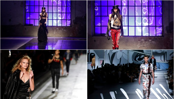 Milan Fashion Week Sees Young Designers Storm Runway With Quirky Designs