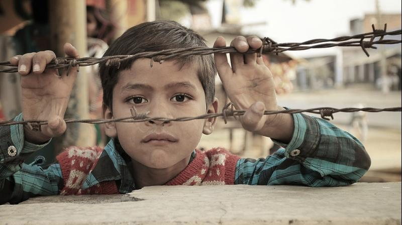 There is just one child available for every nine adoptive parents in India (Photo: Pixabay)