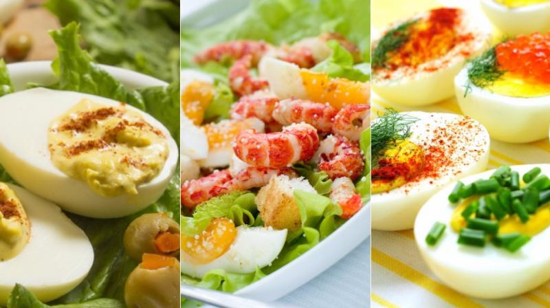 From Deviled eggs, to Egg Benedict, the humble egg can be transformed into a range of mouth watering delicacies
