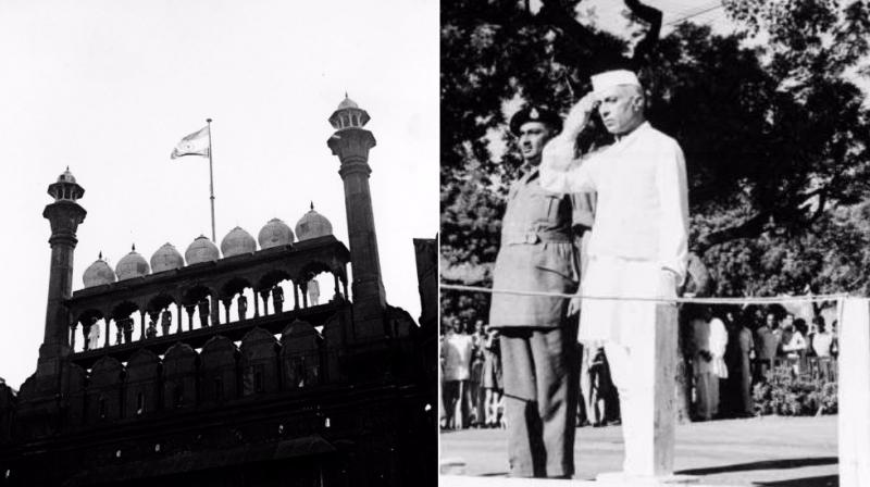 On the midnight of 15 August 1947, India came into existence after years of struggle, with the UK Parliament passing the Indian Independence Act 1947 transferring legislative sovereignty to the Indian Constituent Assembly (Photo: AFP/ AP)