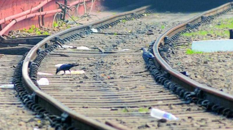 South Central Railways will intensify monsoon patrolling in vulnerable areas to ensure safety of tracks.