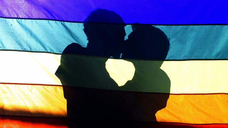 LGBT rights activists said women's safety shouldn't be used to discriminate against gay couples (Photo: AFP)
