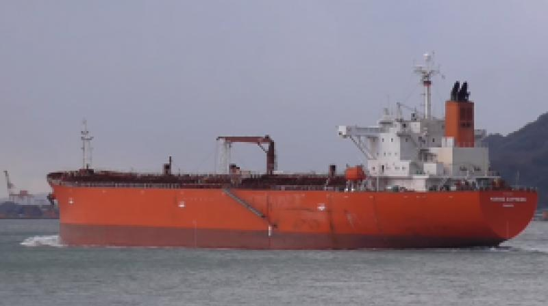 Ship with 22 Indians on board goes missing off Benin coast