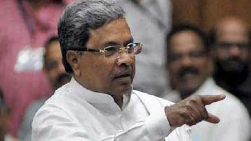 Siddaramaiah (Photo: PTI/File)