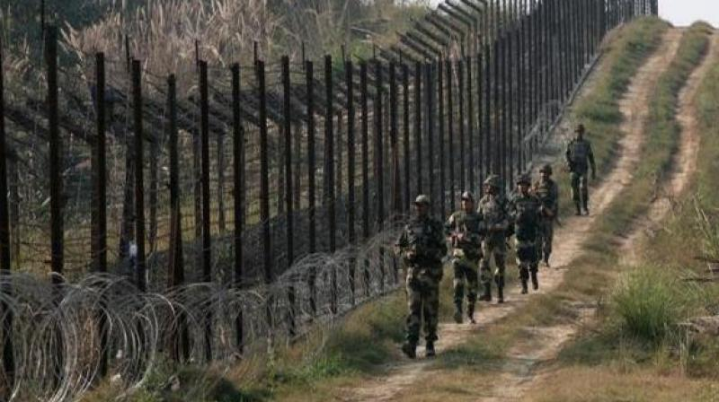 The force destroyed two Pakistani posts in retaliation to the killing of its jawan in unprovoked firing on Wednesday. (Photo: ANI/Representational)
