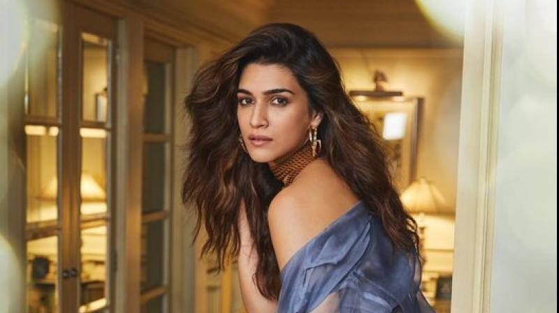 Kriti Sanon. (Photo: Twitter)