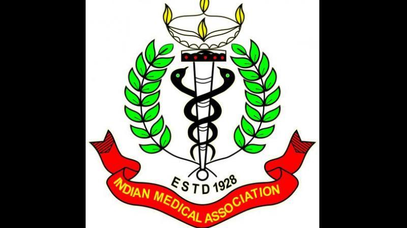 Indian Medical Association logo