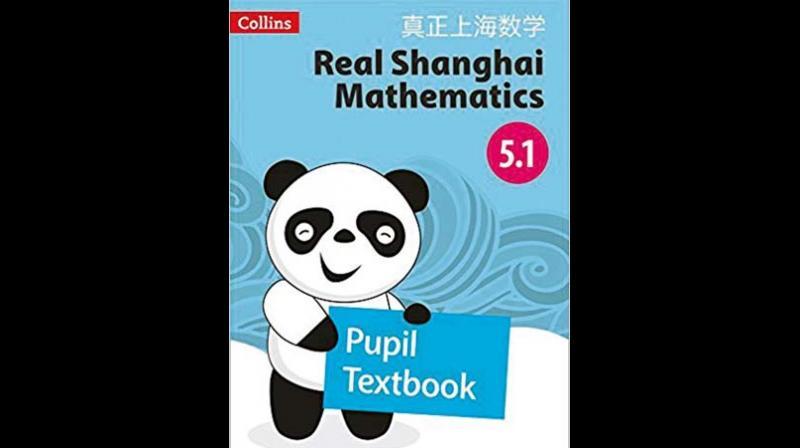 Real shanghai mathematics by Huang Xingfeng Collins.
