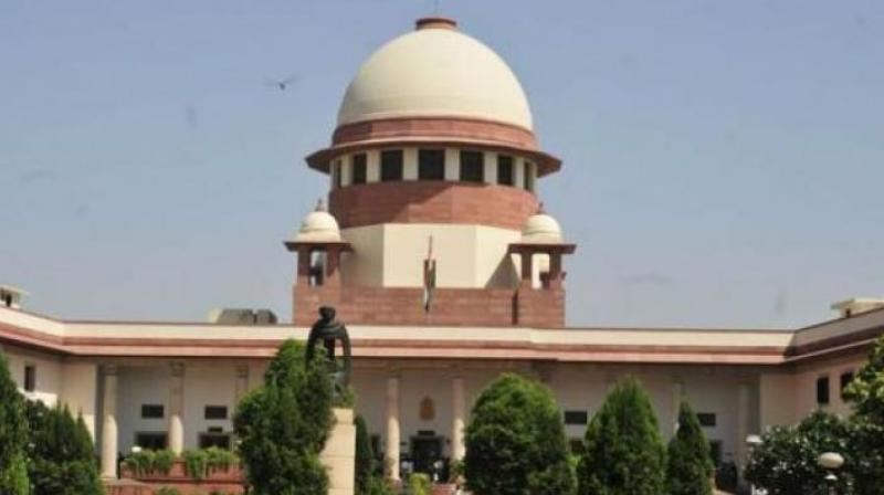 The Supreme Court also referred to the National Crime Records Bureau Data stating every six hour a woman is raped in the country. (Photo: File)