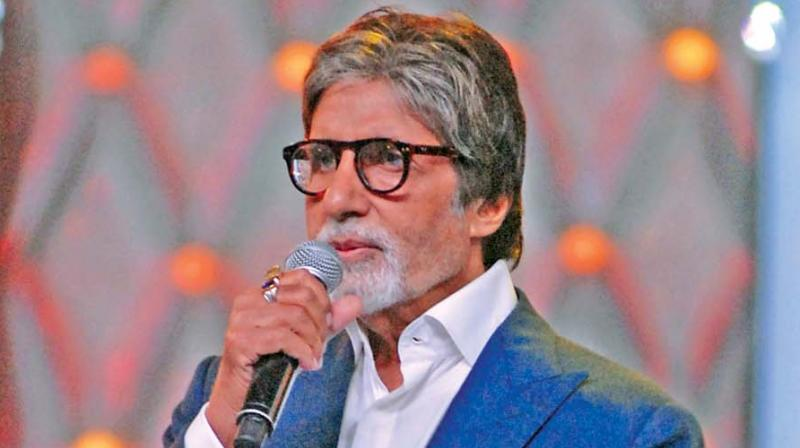 It takes hard work to survive: Amitabh Bachchan