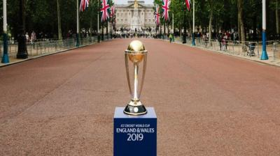 About 1.5 billion people are expected to watch the tournament worldwide, more than 15 times the audience for the Super Bowl of American football. (Photo: Icc cricket world cup/twitter)