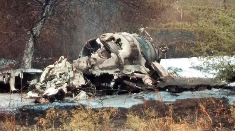 The HAL pilot says he was impressed by HAL civilians who risked their lives to pull out the pilots from wreckage.