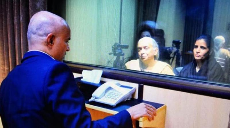 Kulbhushan Jadhav's meeting with mother and wife not the last