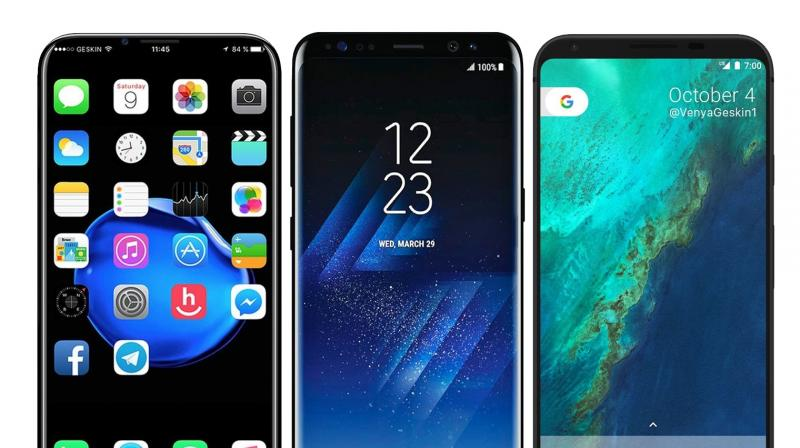 2017 Google, Apple, Samsung flagships will be very expensive