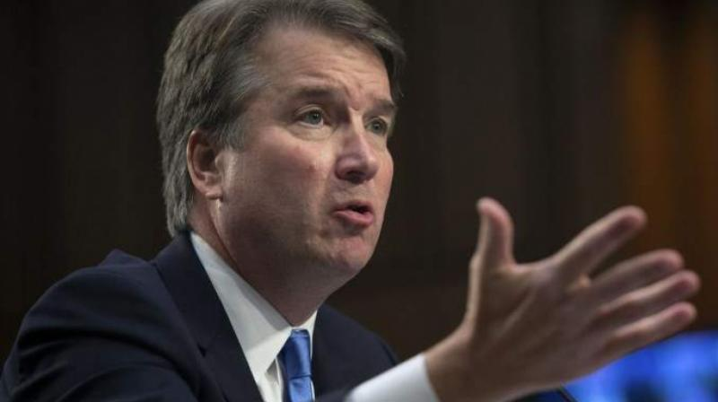 Trump wonders why Kavanaugh accuser didn't 'call the Federal Bureau of Investigation  36 years ago'
