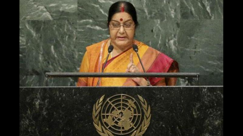 Requests have been received for about 30 bilateral meetings with Swaraj. (Photo: File   PTI)