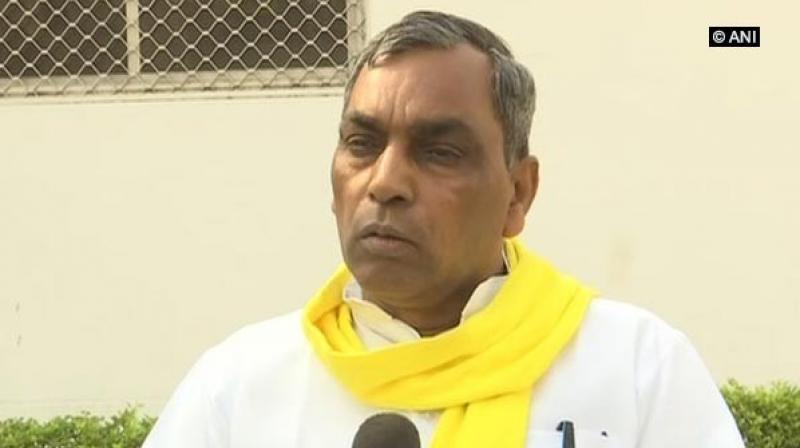Suheldev Bhartiya Samaj Party chief OP Rajbhar. (Photo: File)