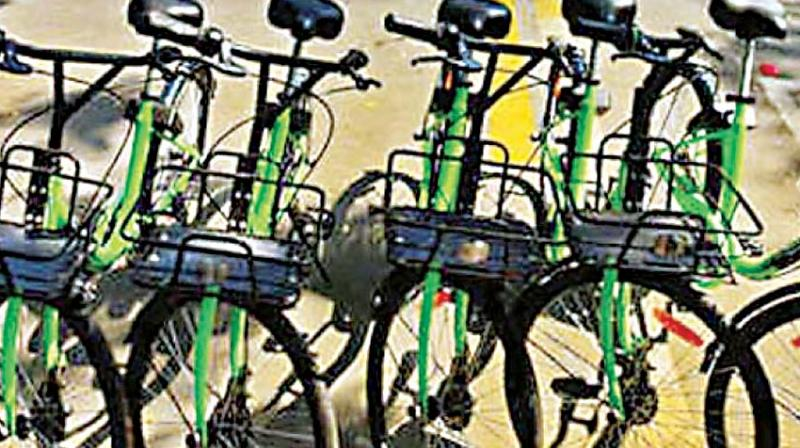 1d27747d4 271 cycle parking spaces to come up in Bengaluru