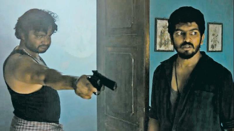 Akash Premkumar in Vella Raja