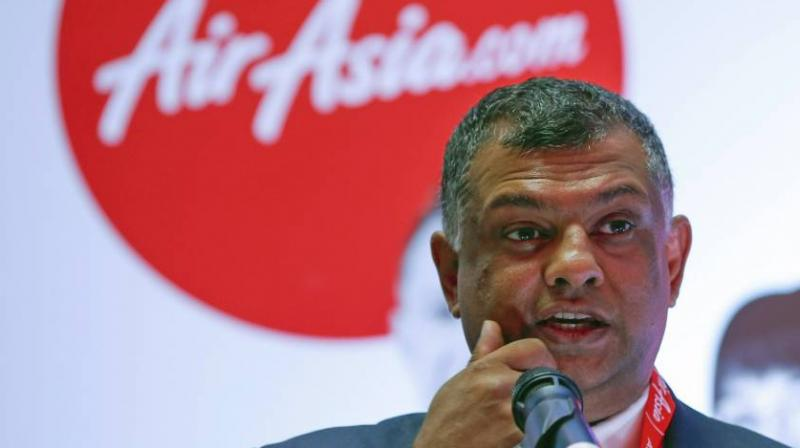 Air Asia Group CEO Tony Fernandes allegedly lobbied with government servants for clearances, removal of existing 5/20 rule of aviation and change in regulatory policies, CBI alleged. (Photo: AP)