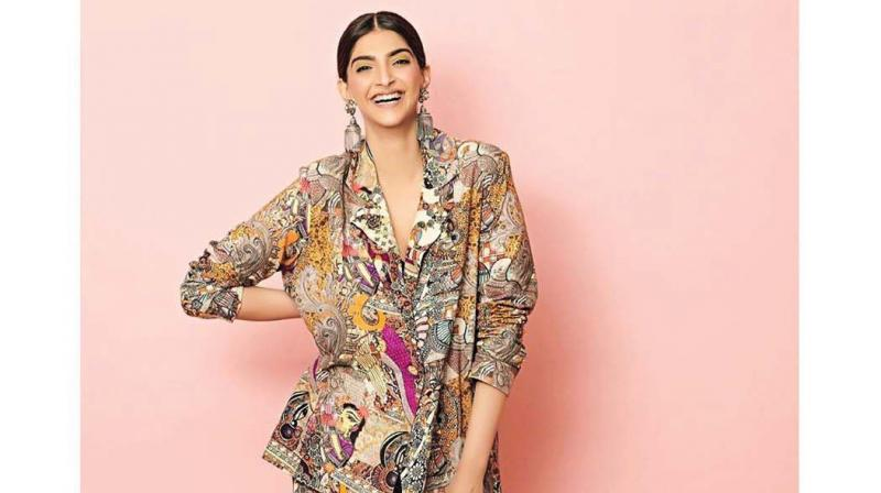 Sonam Kapoor Ahuja knows how to get every look right.